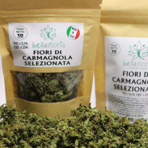 bellastoria-marijuana-light-fiori-di-carmagnola-selezionata